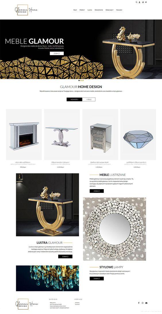 Glamour homedesign